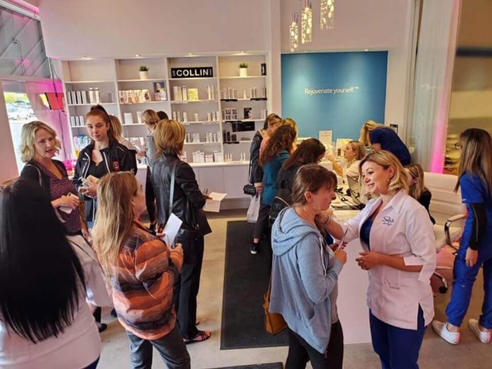 Orléans Skins Derma Care - Customer Appreciation Party